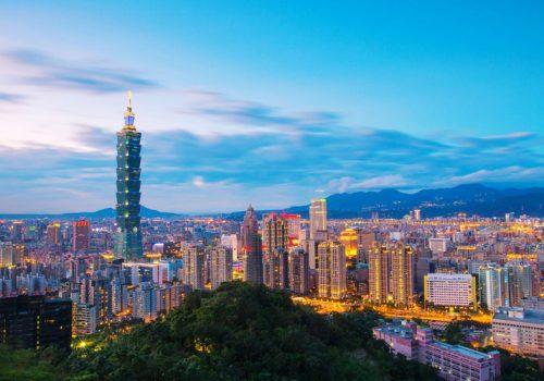 中国台湾游